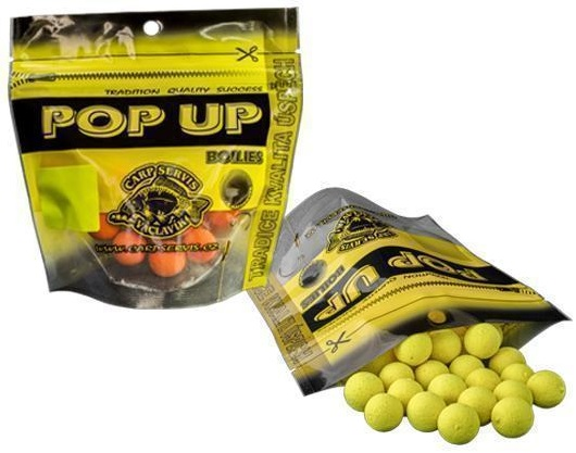 Pop Up Boilies - 50g/16mm - Cherry/super crab