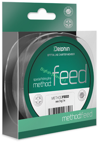 Delphin Method FEED 0,16mm/200m/5,3lbs