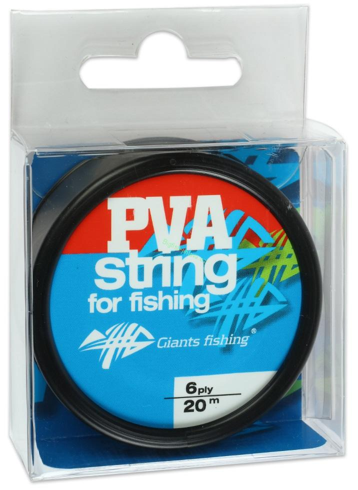 PVA nit STRING 6PLY BRAIDED 20m