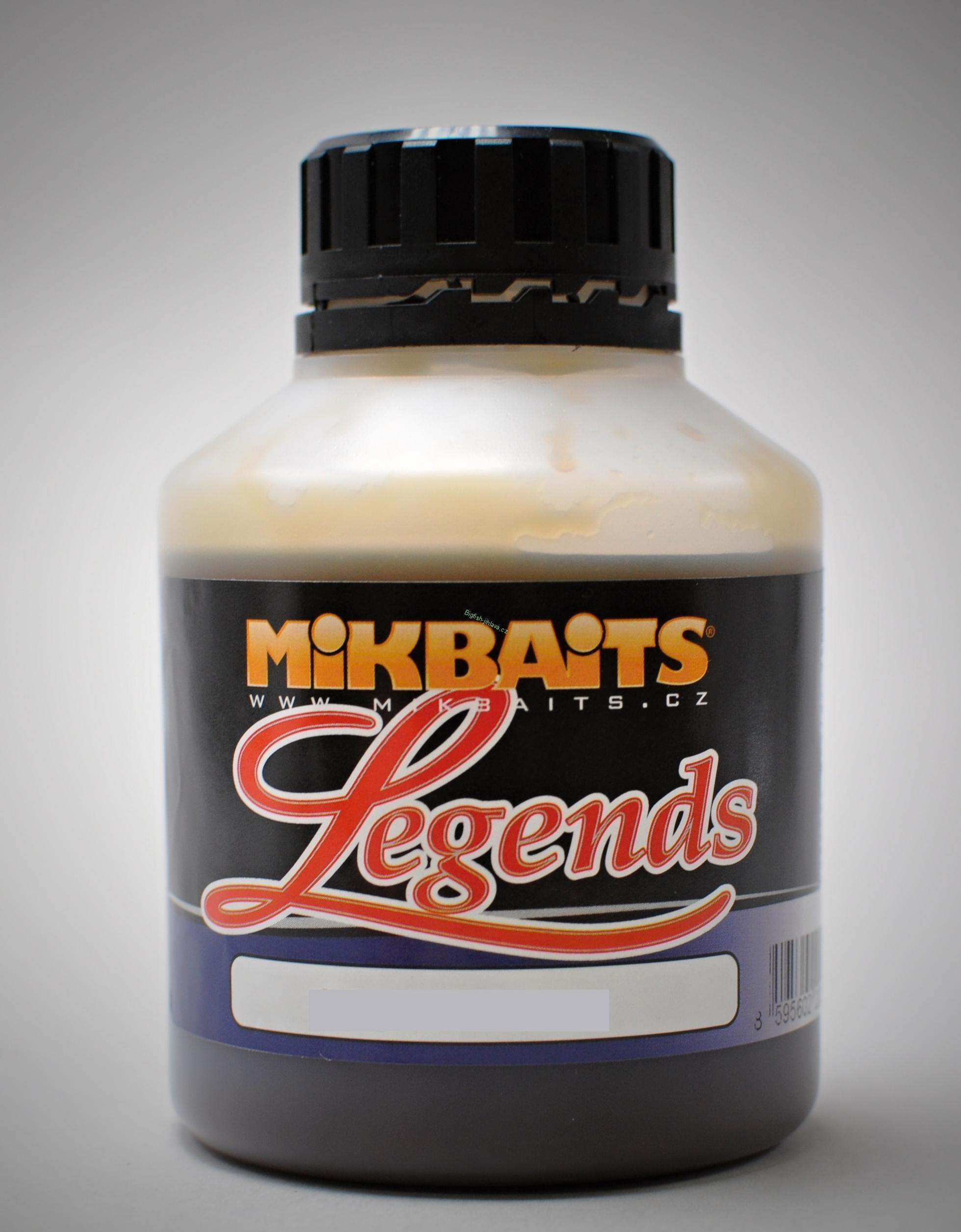Legends Booster 250ml - BigB Broskev&Black pepper