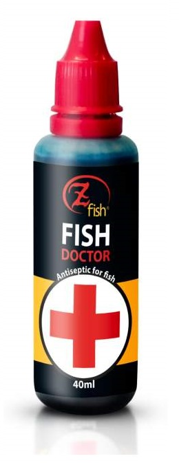 Desinfekce Fish Doctor