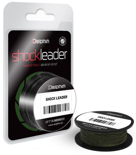 FIN SHOCK Leader 0,24mm/20m/35lbs