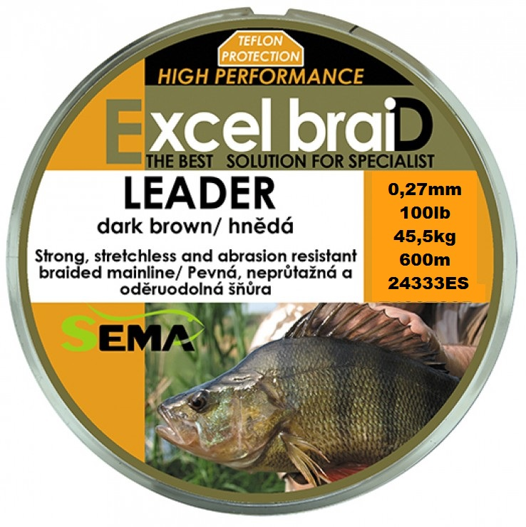 Leader 0,27mm/45,5kg/600m
