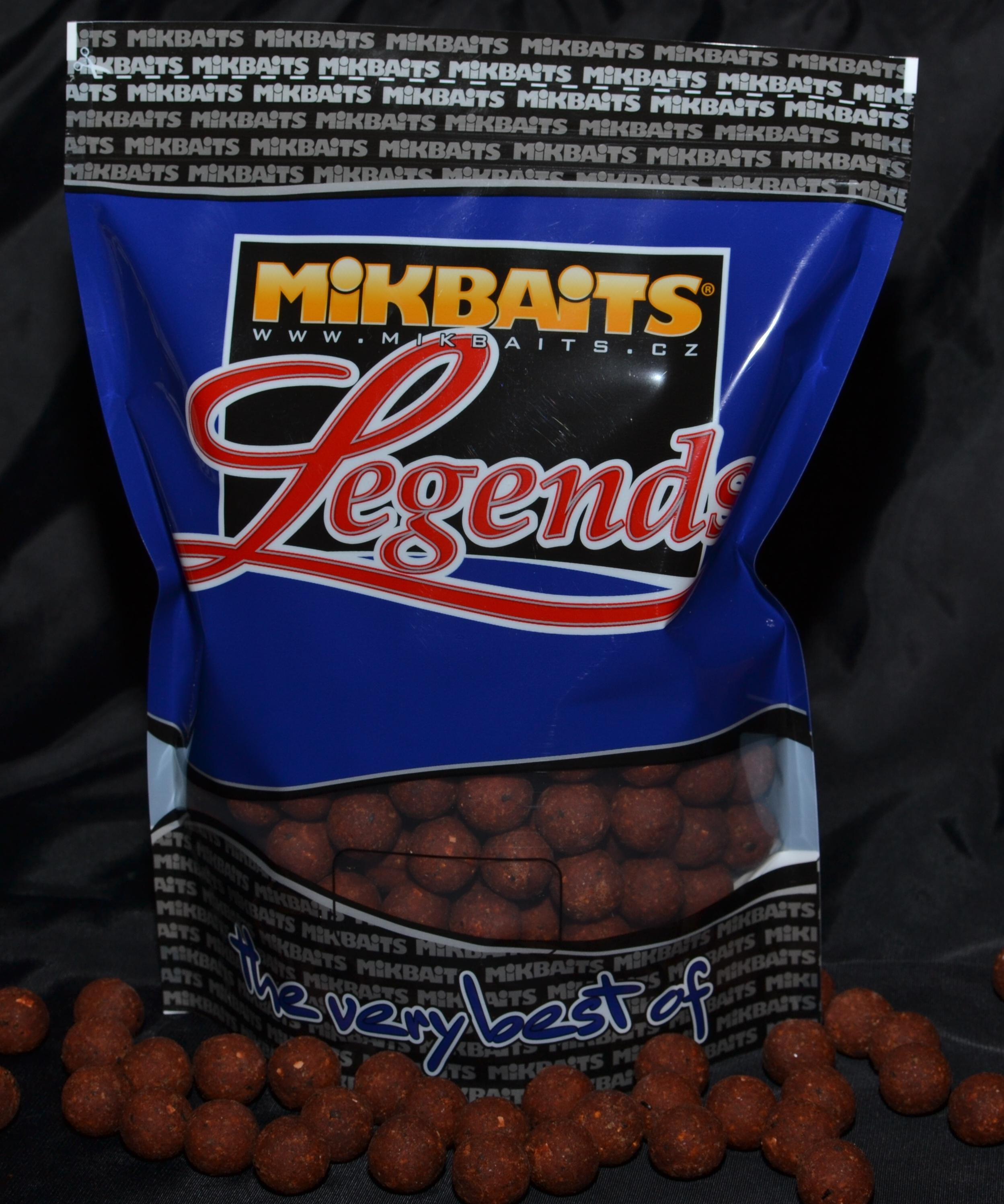 Legends - BigB Broskev&Black pepper - 20mm/1kg