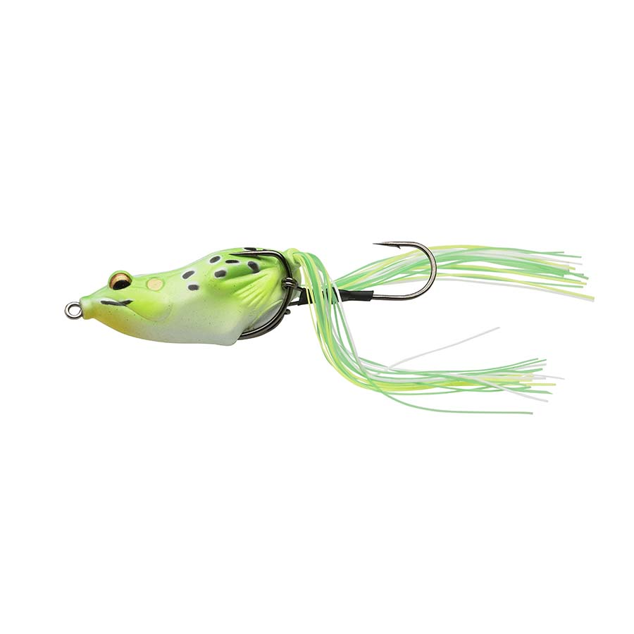 Savage Gear - 3D WALK FROG - Green Frog
