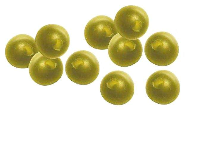 Extra Carp Rubber Beads - 4mm